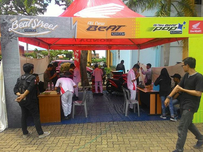 Teknik Mesin UBL Sukses Gelar Small Workshop 2017